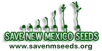 Save New Mexico Seeds